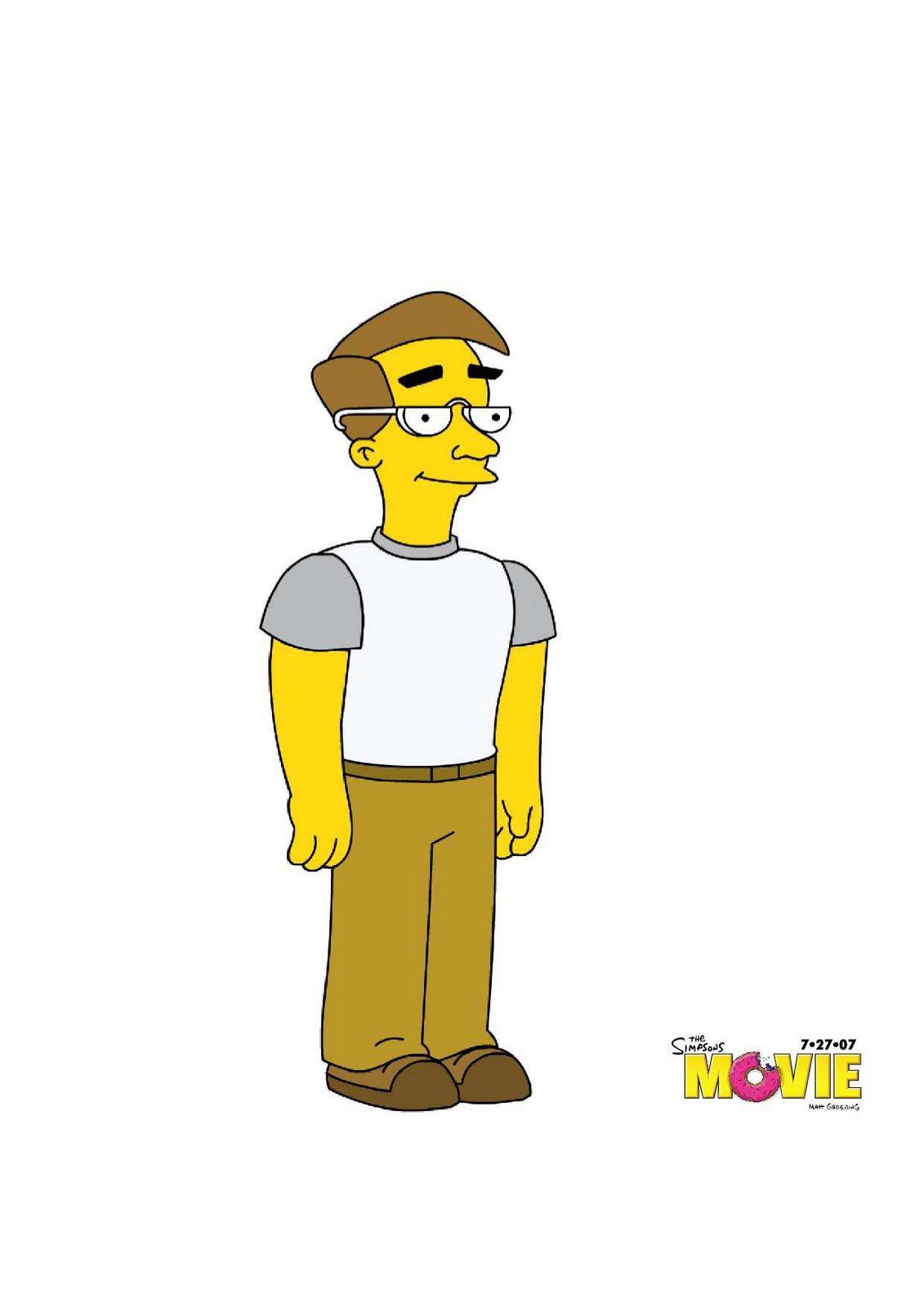 Simpsons Avatar Creator